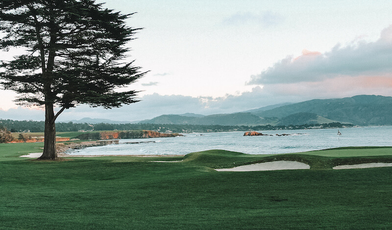 18th Hole Pebble Beach