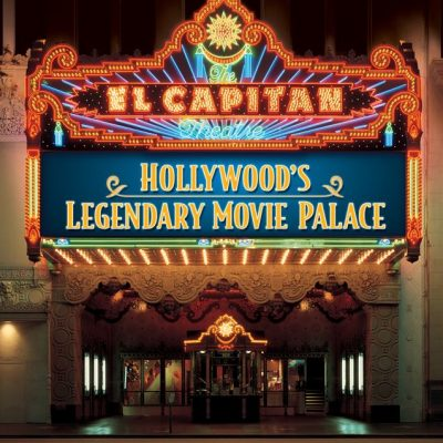 El Capitan Theatre deal