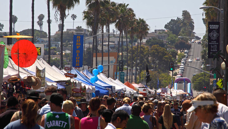 Encinitas Street Fair