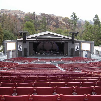 Live at The Greek: Prime Los Angeles Concert Setting
