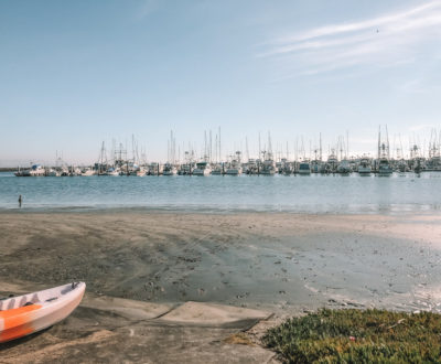 Half Moon Bay Kayak Rental
