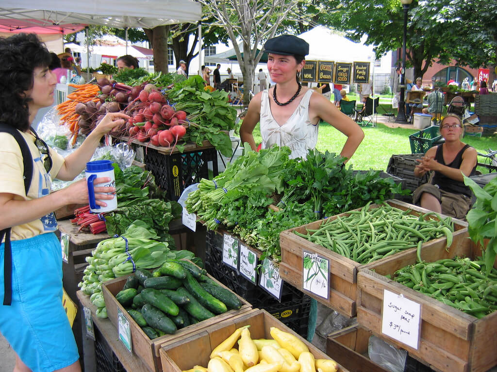 Health and Farmers Markets