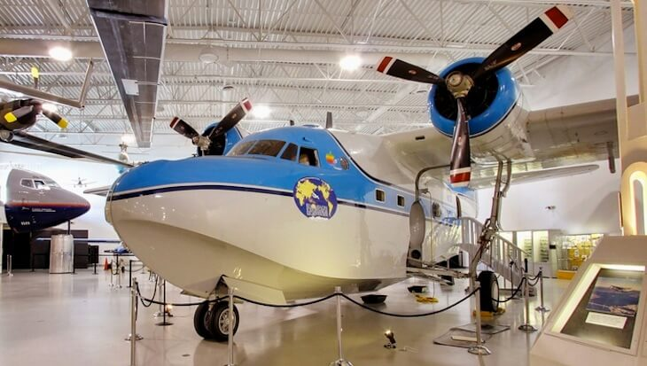 Hiller Aviation Museum Ticket Deal
