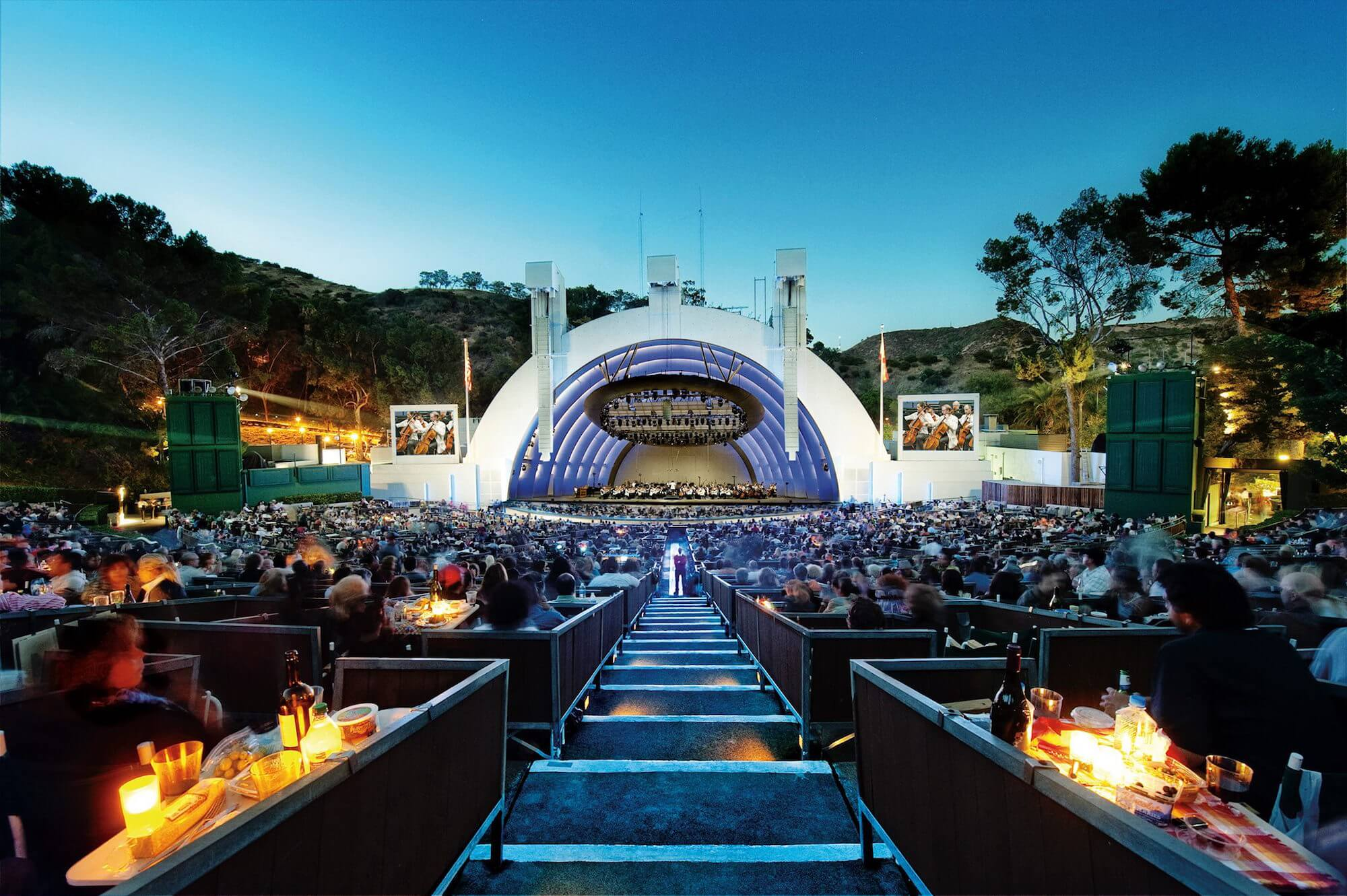 Hollywood Bowl concerts discount tickets