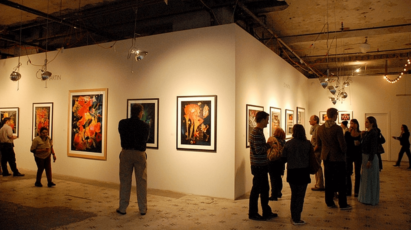 Art Gallery Calendar Los Angeles : Art walks where to explore the socal arts scene savvy