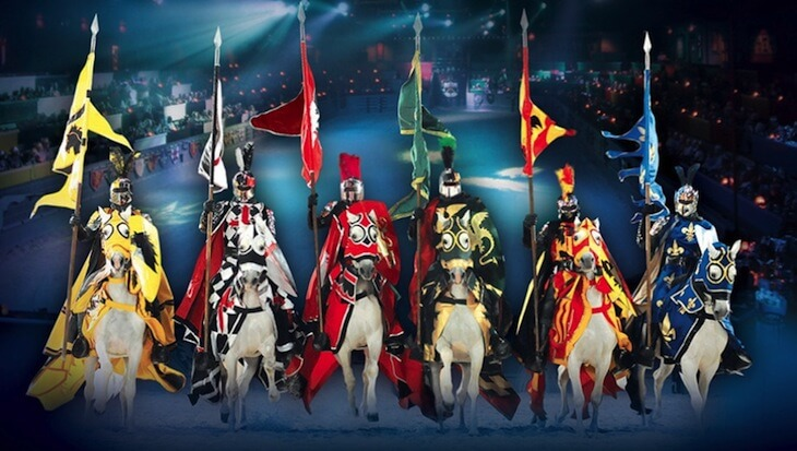 Medieval Times Discount Tickets