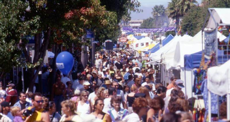 Millbrae Arts and Wine Festival
