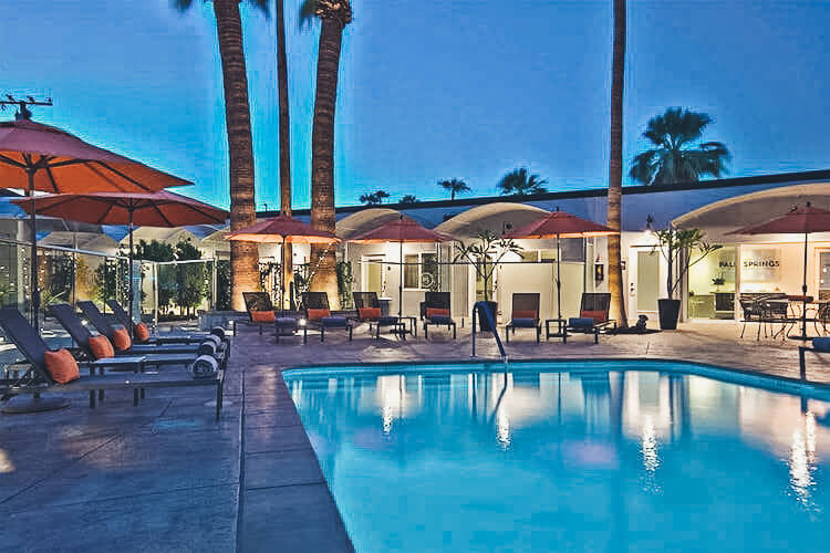 Palm Springs Hotel Deal