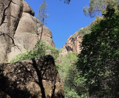 Pinnacles National Park rocks