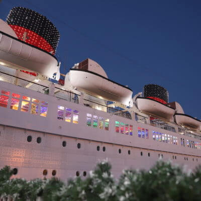 Queen Mary Christmas Discount Tickets
