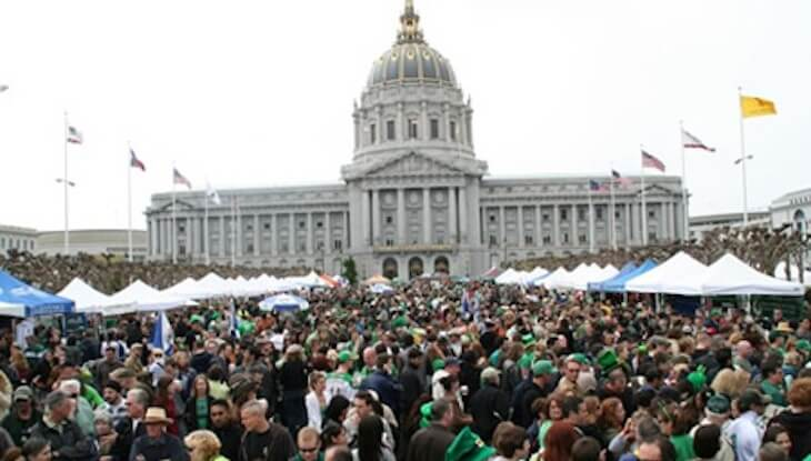 San Francisco St Patrick's Day