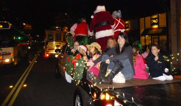 San Rafael Parade of Lights