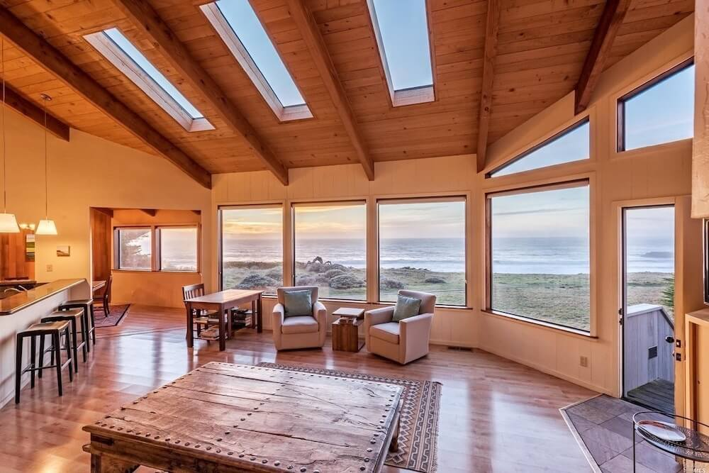 Sea Ranch homes and architecture