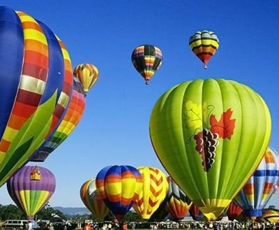 Sonoma Hot Air Balloon Discount