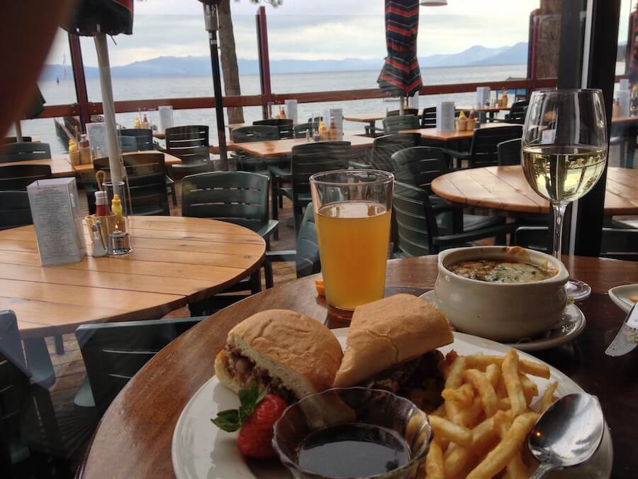 Lake Tahoe California restaurants