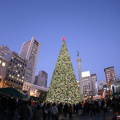 6 Sweet San Francisco Holiday Happenings at Union Square