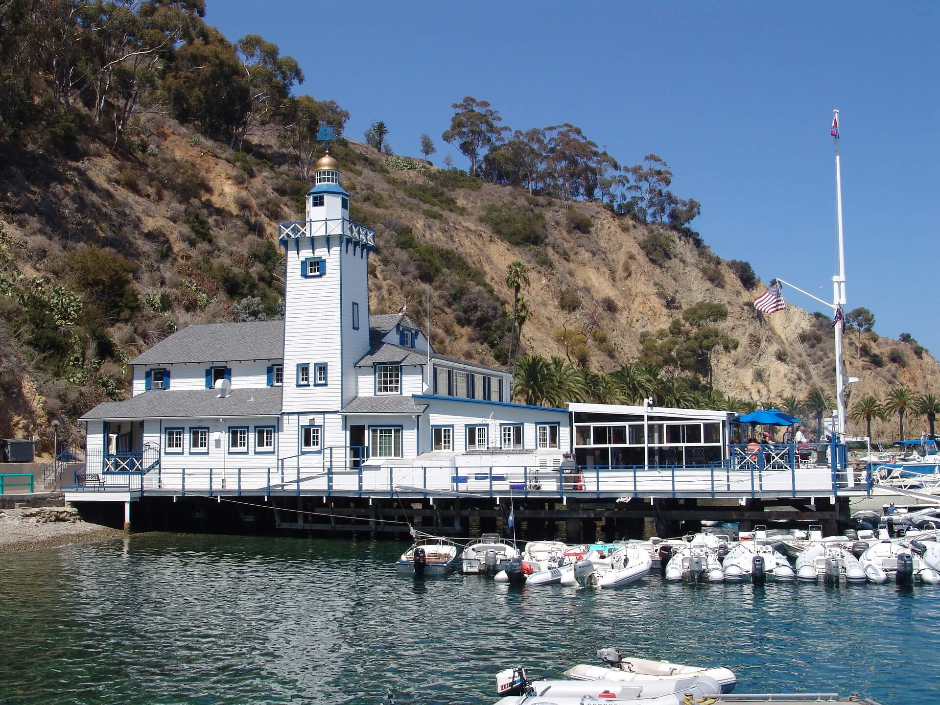 Catalina Island California vacation