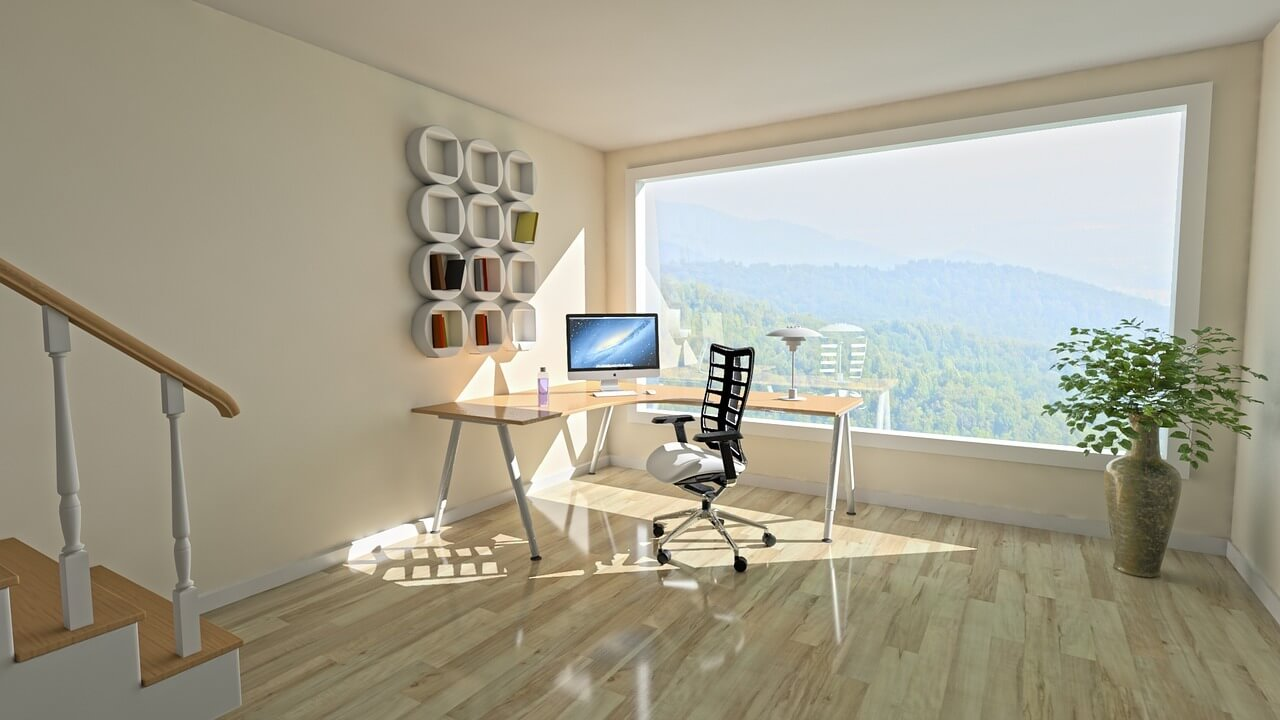 How to green up your home office
